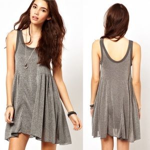FP beach Free people Cruise town sparkle Dress